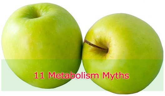 11 Metabolism Myths