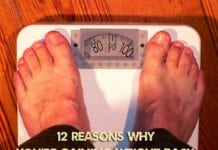 12 Reasons For Gaining Weight Back