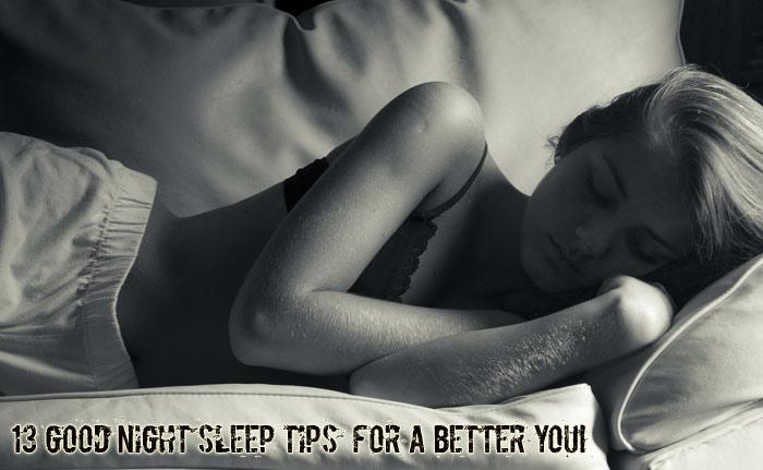 13 sleep-tips
