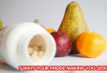 7 ways your fridge making you sick
