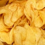 Low-Cal Potato Chips in 5 Minutes