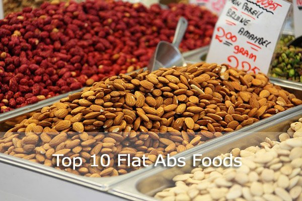 Top 10 Flat Abs Foods