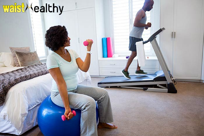 Advantages of treadmill at home