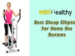 BEST Cheap Elliptical For Home Use