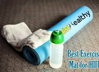 BEST Exercise Mat For HIIT