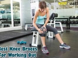 best knee brace for working out