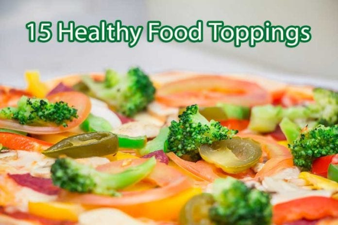 Healthy Food Toppings