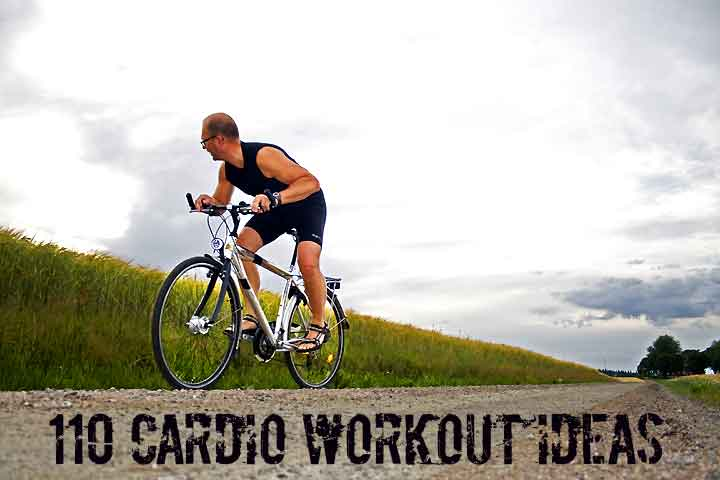 110 Cardio Workout Ideas