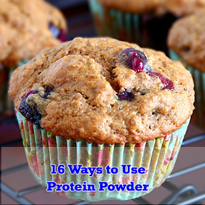 16 Ways To Use Protein Powder