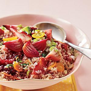 Beet Quinoa Salad