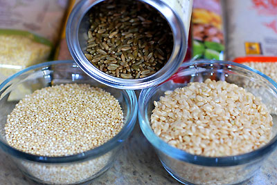 Gluten-free Whole Grains
